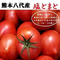 熊本八代産塩トマト約1K箱無選別噛み締める毎に甘味が広がります!!