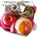 フルーツプチギフトセット4種【☆バースデ−☆】等々《果物 詰め合わせ》《フルーツ 盛り合わせ 》⇒【バレンタイン】…