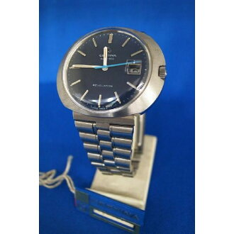 手表SEARCHINA(CERTINA)riboryushon REVELATION自动卷藏青色表盘滞销商品商品人5801-185