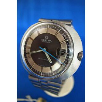 Watch searchina (CERTINA) Revolution REVELATION automatic winding gray character Board デツド stock products mens 5801-185