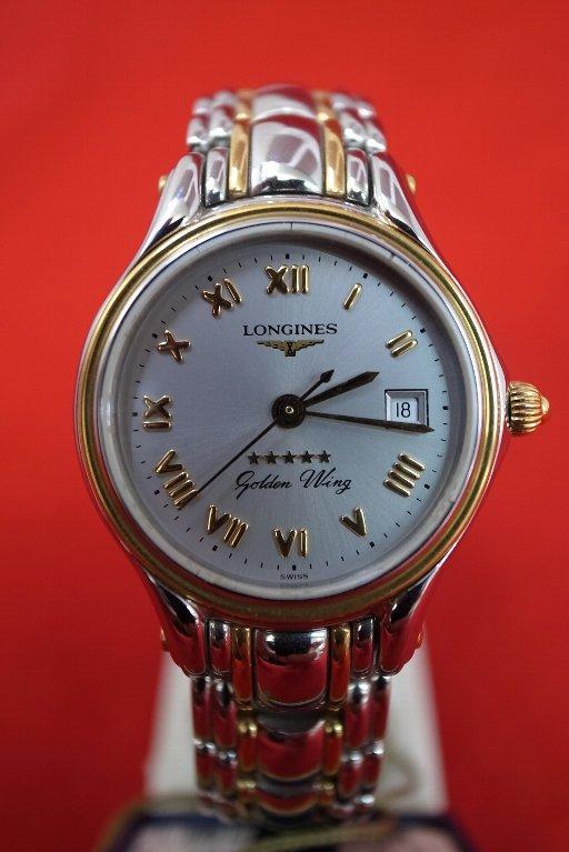 腕時計 LONGINES GOLDEN WING デッドストック レディース (ロンジンゴールデンウイング) Ref L3.106.5.71.6 【送料・代引き手数料無料】
