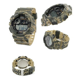 【送料・代引き手数料無料】CASIO/カシオ G-SHOCK カモフラージュ デジタル メンズ 腕時計 GD-120CM-5【送料・代引き手数料無料】