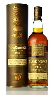 Glendronach [1995] 18 orolososhelleypuncheon # 1710 FOR LIQUORS HASEGAWA, KINKO AND SHINANOYA