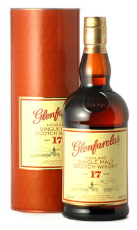 ♦ glenfarclas 17 years (imported) * here per parallel goods and images may differ. ※ Here received a 2-3 working days time to ship.