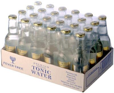 フィーバーツリープレミアム トニックウォーター ケース※注:別商品(700mlボトルなど)との同梱はできません。※こちらは出荷まで2-3営業日お時間を頂戴致します。
