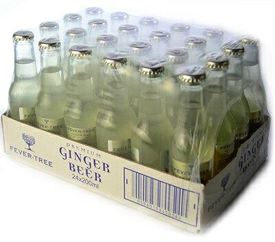 フィーバーツリープレミアム ジンジャービア ケース※注:別商品(700mlボトルなど)との同梱はできません。※出荷まで2〜3営業日お時間を頂戴します。