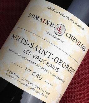 Robert Chevillon Nuits-Saint-Georges 1 er, Les vauquelin [2011]