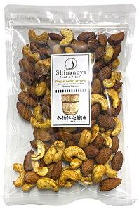 【取寄商品6】木桶仕込醤油ミックスナッツ6個セット信濃屋オリジナル【mix nuts/soy sauce】※パッケージが変更になる場合がございます。