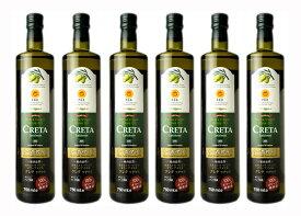 【1個1357円(税抜)/6個セット/750ml】エクストラ バージン オリーブオイルクレタ・ラチマス【CRETA Latzimas/Extre Virgin Olive Oil】