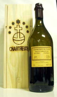 Chartreuse Jaune (yellow), VEP (1000 ml)