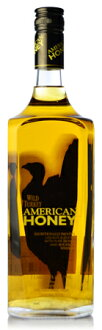 ♦ Wild Turkey American honey * here is a liqueur.