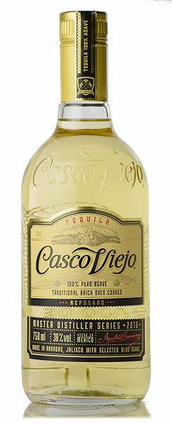 カスコ・ヴィエホ  レポサド アガヴェ100%テキーラ(新瓶) (直輸入)