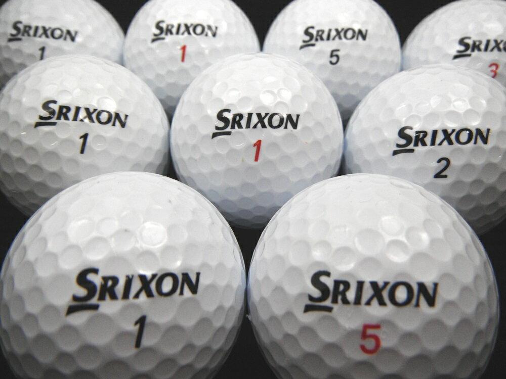 【送料無料】SRIXON スリクソン DISTANCE 11年〜15年モデル混合 ホワイト 50P【カラーボール】【ゴルフボール】【あす楽対応_近畿】【中古】