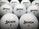 【送料無料】SRIXON スリクソン DISTANCE 11年〜18年モデル混合 ホワイト 50P 【ロストボール】【ゴルフボール】【あす楽対応_近畿】【中古】