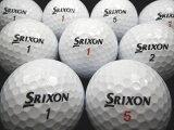 【送料無料】SRIXONスリクソンDISTANCE11年〜15モデル混合ホワイト30P【カラーボール】【ゴルフボール】【あす楽対応_近畿】【中古】