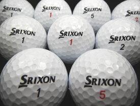【送料無料】SRIXON スリクソン DISTANCE 11年〜18年モデル混合 ホワイト 50P【ロストボール】【ゴルフボール】【あす楽対応_近畿】【中古】【ラッキーシール対応】