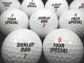 【送料無料】ダンロップ DDH ツアースペシャル 黒 30P 【ロストボール】【ゴルフボール】【あす楽対応_近畿】【中古】【ラッキーシール対応】