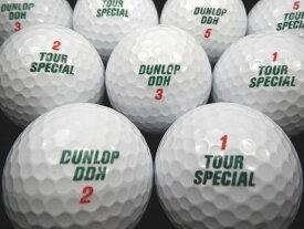 【送料無料】ダンロップ DDH ツアースペシャル SF ソフトフィーリング 30P 【ロストボール】【ゴルフボール】【あす楽対応_近畿】【中古】【ラッキーシール対応】