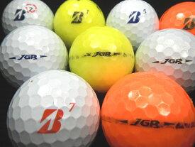 【送料無料】 訳あり激安品! ブリヂストンゴルフ 18年モデル JGR混合 30P 【ロストボール】【ゴルフボール】【あす楽対応_近畿】【中古】