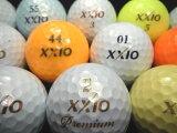 【数量限定】【送料無料】XXIO銘柄いろいろおまかせ混合30P【ゴルフボール】【カラーボール】【あす楽対応_近畿】【中古】