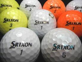 【送料無料】訳あり激安品! スリクソン Z−STAR or Z−STAR XV 09年〜19年モデル混合 50P 【ロストボール】【ゴルフボール】【あす楽対応_近畿】【中古】【ラッキーシール対応】