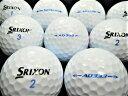 【送料無料】ランク1 特選ロスト SRIXON スリクソン AD333混合 ホワイト 30P 【ロストボール】【ゴルフボール】【あす楽対応_近畿】【中古】