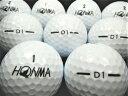 【送料無料】 ランク1 特選ロスト HONMA ホンマ D1シリーズ混合 ホワイト 30P 【ロストボール】 【ゴルフボール】 【あす楽対応_近畿】【中古】