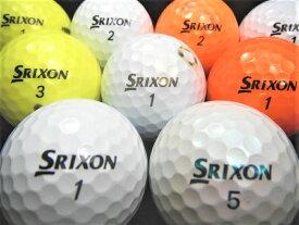 【送料無料】訳あり激安品! スリクソン Z−STAR or Z−STAR XV 09年〜21年モデル混合 50P 【ロストボール】【ゴルフボール】【あす楽対応_近畿】【中古】