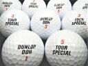 【送料無料】ダンロップ DDH ツアースペシャル 黒 30P 【ロストボール】【ゴルフボール】【あす楽対応_近畿】【中古】