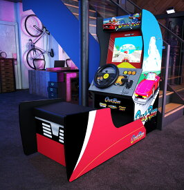 ARCADE1UP OutRun アーケードワンナップ アウトラン(日本初上陸!予約受付中!)