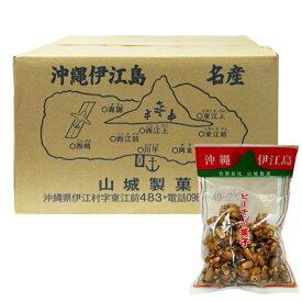 伊江島産黒糖ピーナッツ 180g×30袋セット 全国送料無料黒糖でピーナッツを包み込んだお菓子です。新栄商店