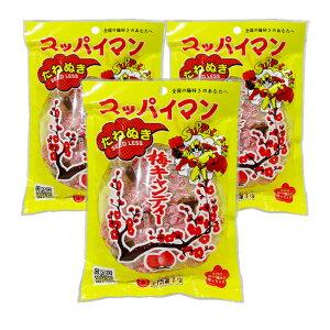 たねぬきスッパイマン梅キャンディー×3袋セット