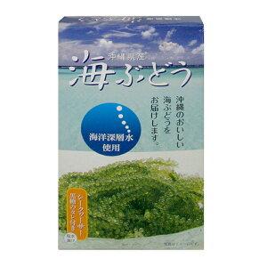 海ぶどう塩水漬け(60g×1箱セット)