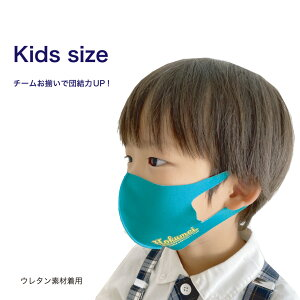 オーダーマスク カスタムマスク 洗って使える 1枚のお値段になっていますが10枚からのご注文です 吸汗速乾 繰り返し使える 接触冷感 UVカット 防塵マスク 立体 チーム さらり感 快適 秋冬 プ