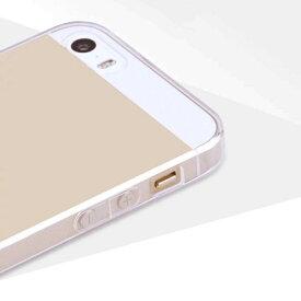 iPhone スマホケース iPhone5 iPhone5s iPhoneSE スマホ スマートフォン ケース シリコン シンプル クリア 送料無料