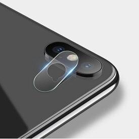 iPhone ガラスフィルム カメラレンズ 保護カバー X/Xs XR