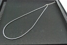 天然石  ヘマタイト 3mm ネックレス シルバー ラウンド    532P15May16   ポイント5倍