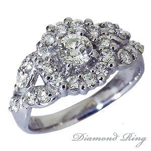指輪 レディース プラチナ ダイヤ リング 可愛い ギフト プレゼント 0.70カラット 0.70ct 送料無料 ギフトラッピング無料 品質保証書付き ケース付き カジュアル