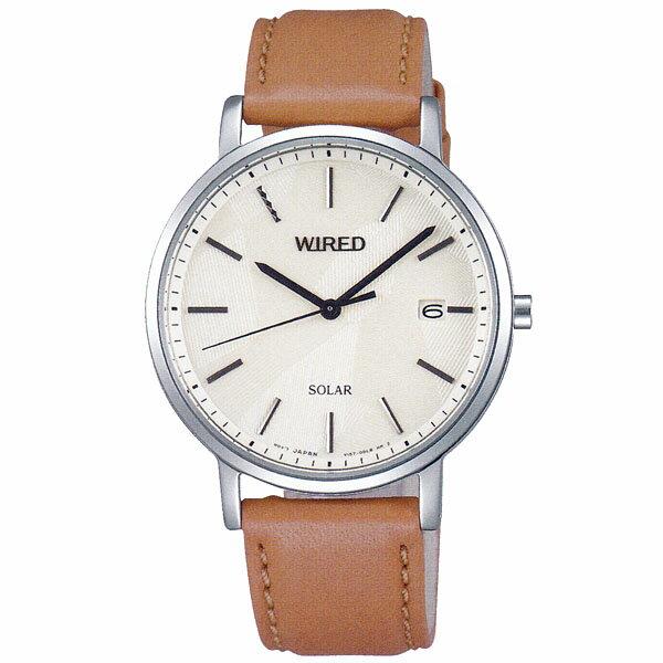 卒業式 SEIKO セイコー ワイアード WIRED PAIR STYLE ペアスタイル ペア ソーラー アナログ 腕時計 正規品 1年保証書付 AGAD092