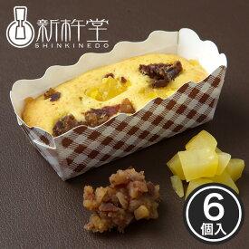 東京シティ浪漫 ミニパウンドケーキ 6個 新杵堂 パウンドケーキ ミニケーキ お土産 ギフト
