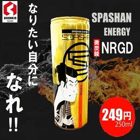 SPASHAN エナジードリンクNRGO ENERGY SPASHAN 洗車 カーケア コーティング 正規代理店SHINKOGUMI エナジードリンク 1本250ml