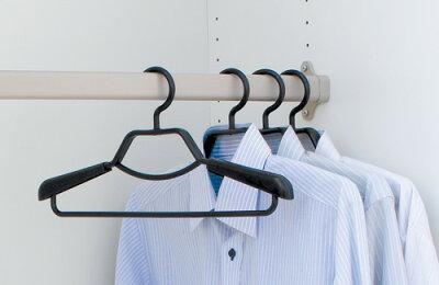 ベストライン形態安定シャツ用ハンガー2本組-02