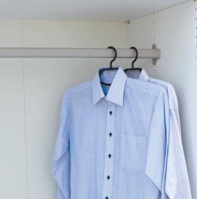ベストライン形態安定シャツ用ハンガー2本組-04