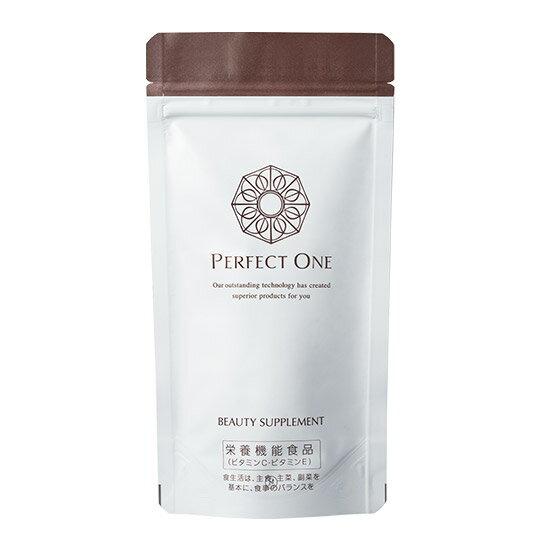 新日本製薬 パーフェクトワン ビューティサプリメント 93粒(約1ヶ月分) 複合型コラーゲン ヒアルロン酸 セラミド プラセンタエキス レスベラトロール オリーブ油 ビタミンC・Eなど インナーケア p1