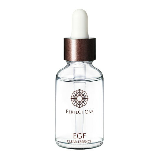 パーフェクトワン SPクリアエッセンス 30mL / 新日本製薬 公式通販 / スキンケア 化粧品 美容液 乾燥肌 年齢肌 エイジングケア EGF FGF KGF コラーゲン ヒアルロン酸 / 無添加 (合成香料、合成着色料、パラベン) / 送料無料 p1