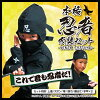 Authentic Child's Ninja Costume Set!