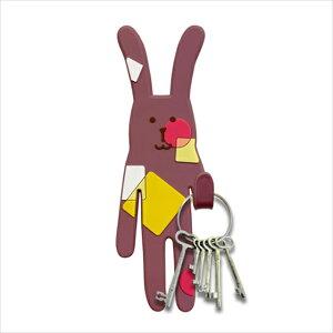 【マグネットフック】 クラフトホリック マグネットフック あんみつ 【追跡可能メール便送料無料!】【 くらふとほりっく 磁石 冷蔵庫 玄関ドア 収納 うさぎ 和菓子 餡蜜 みつまめ 寒天 か