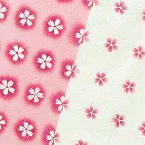 【手ぬぐい 春模様】和布華-わふか-『桜小紋(ピンク)』【 追跡可能メール便送料無料! 】【 手拭い 注染手ぬぐい てぬぐい サクラ さくら ピンク てぬぐい 手拭い 綿100% タペストリー 壁飾