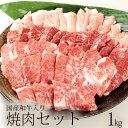 バーベキュー焼肉セット1kg