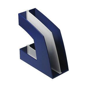 ソニック ファイルボックス タテ型 青 FB-708-B